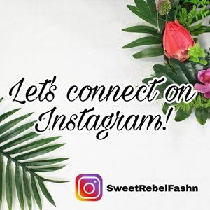Other - Let's Connect on Instagram